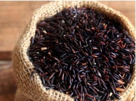 Siyah Pirinç Gençleştiriyor