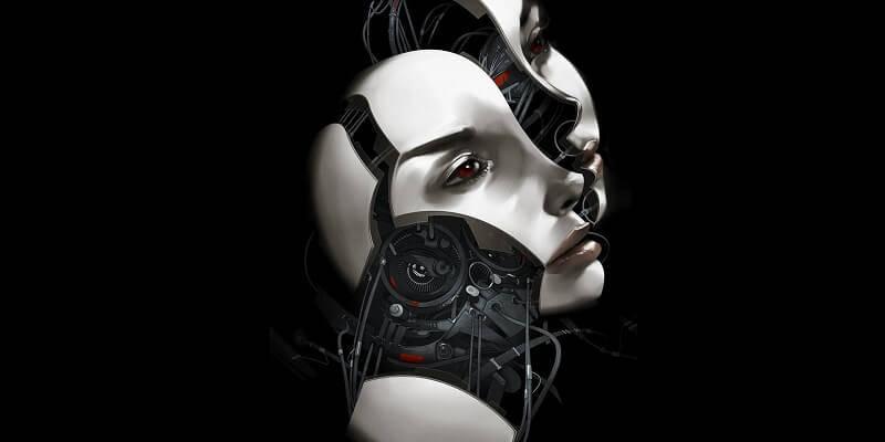 İnsanlarla makineler birleşiyor!!!!