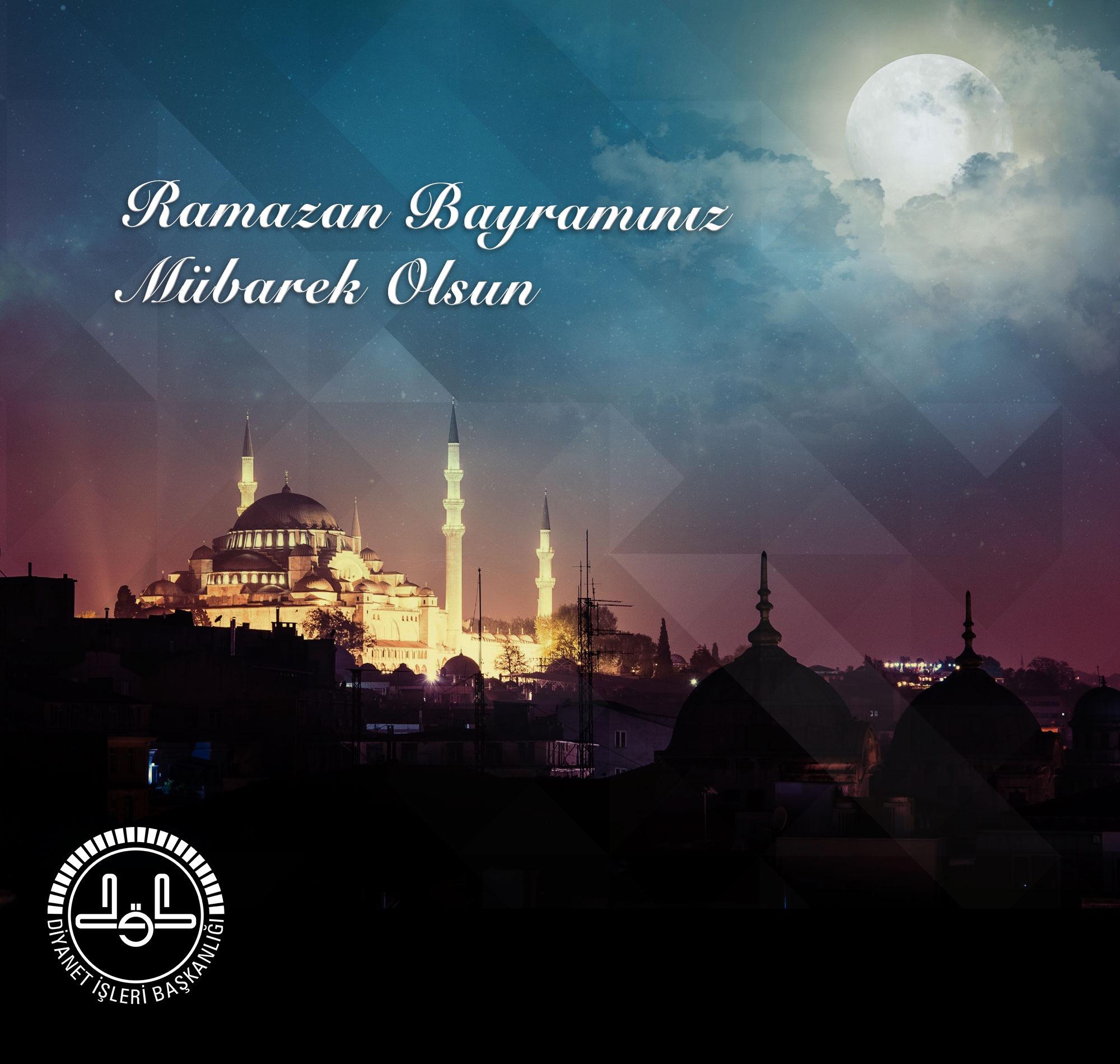 Ramazan Bayramınız-(mız) Kutlu Olsun!!!
