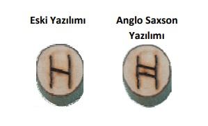 HAGALAZ- Dolu Runesi