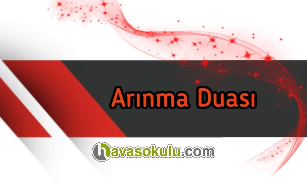 arinma duasi